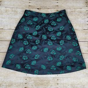 J. Crew Factory A-line Party Skirt